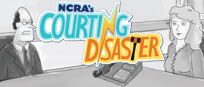 Courting Disaster Game